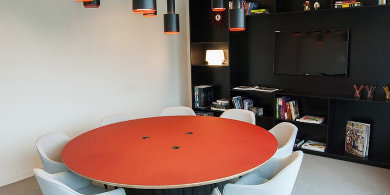 Amsterdam conference rooms Salle de réunion Spaces Zuidas - Room 8 image 0