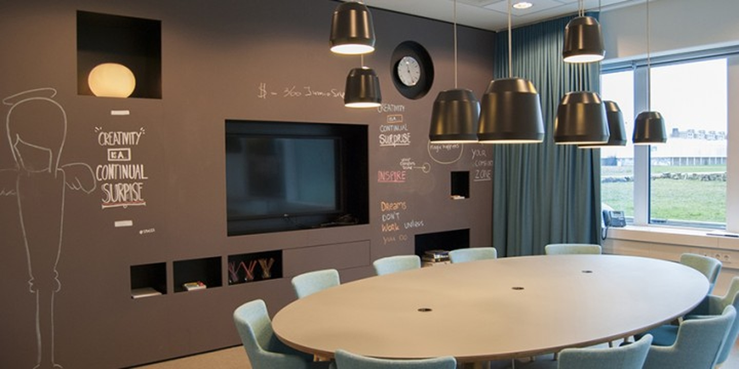 Amsterdam conference rooms Meeting room Spaces Zuidas - Room 9 image 1