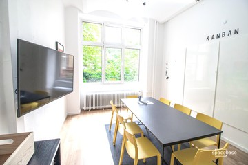 Berlin workshop spaces Meeting room Spacebase Muskauer - Hacker Space image 9