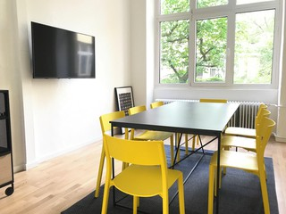 Berlin seminar rooms Meeting room Spacebase Muskauer - Hacker Space image 3
