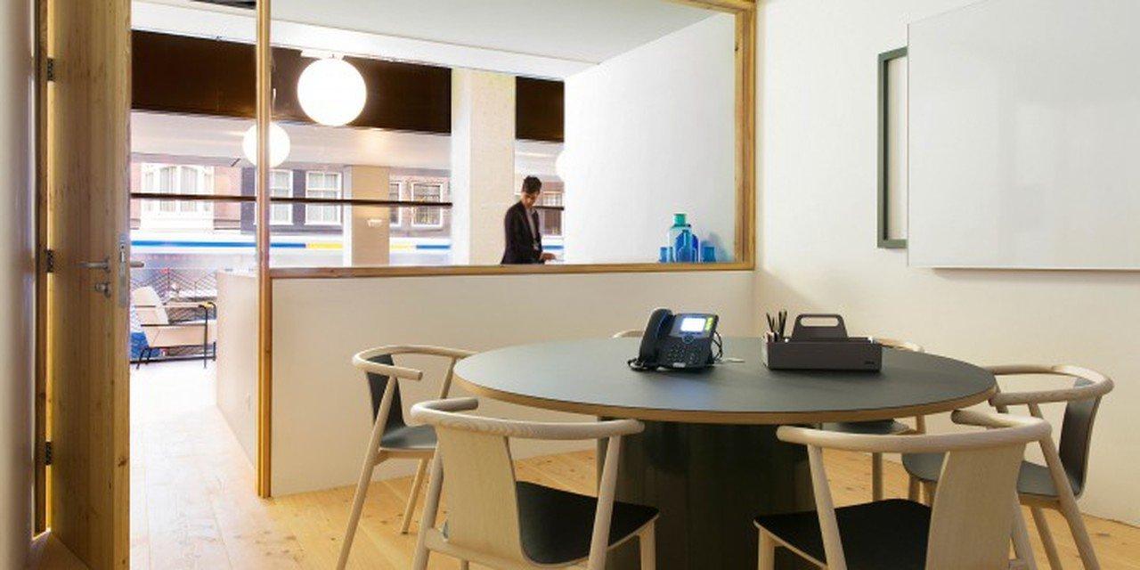 Amsterdam conference rooms Meetingraum Spaces Vijzelstraat - Room 3 image 0