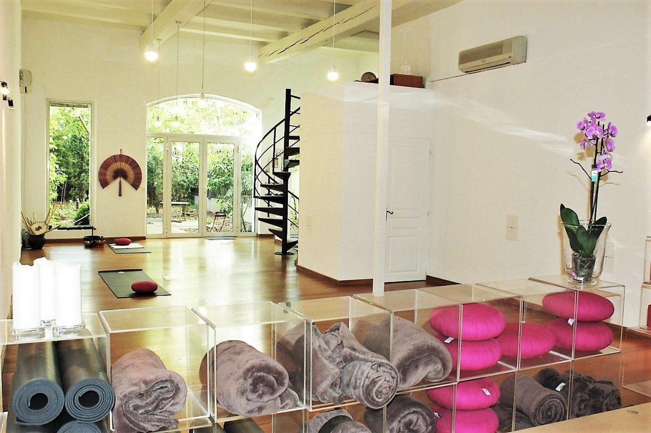 Marseille training rooms Loft arts-yoga image 5