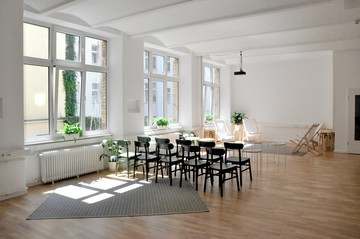 Berlin corporate event venues Meeting room Spacebase Campus - Event Space image 13