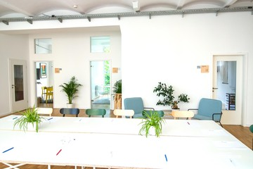 Berlin corporate event venues Meeting room Spacebase Campus - Event Space image 15