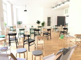 Berlin seminar rooms Salle de réunion Spacebase Muskauer - Event Space image 4