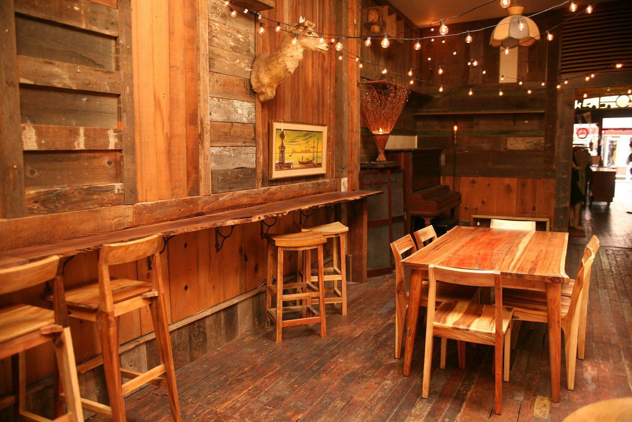 San Francisco  Salle de réception Speakeasy bar backroom image 0