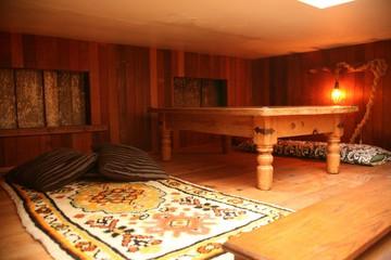 San Francisco corporate event venues Salle de réception Speakeasy Bar Backroom image 4