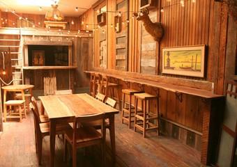 San Francisco  Salle de réception Speakeasy bar backroom image 1
