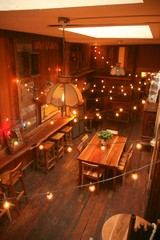 San Francisco corporate event venues Salle de réception Speakeasy Bar Backroom image 5