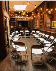San Francisco  Salle de réception Speakeasy bar backroom image 2