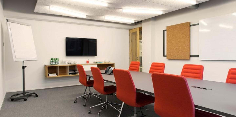 Amsterdam conference rooms Meeting room Spaces Vijzelstraat - Room 6 image 0