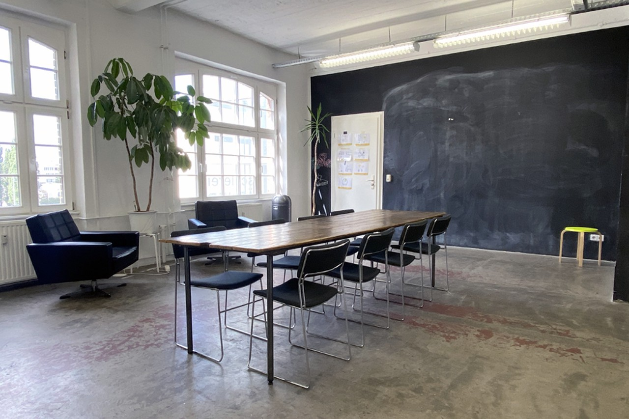 Berlin Schulungsräume Lieu Atypique Design Thinking  + Creativity Space image 13