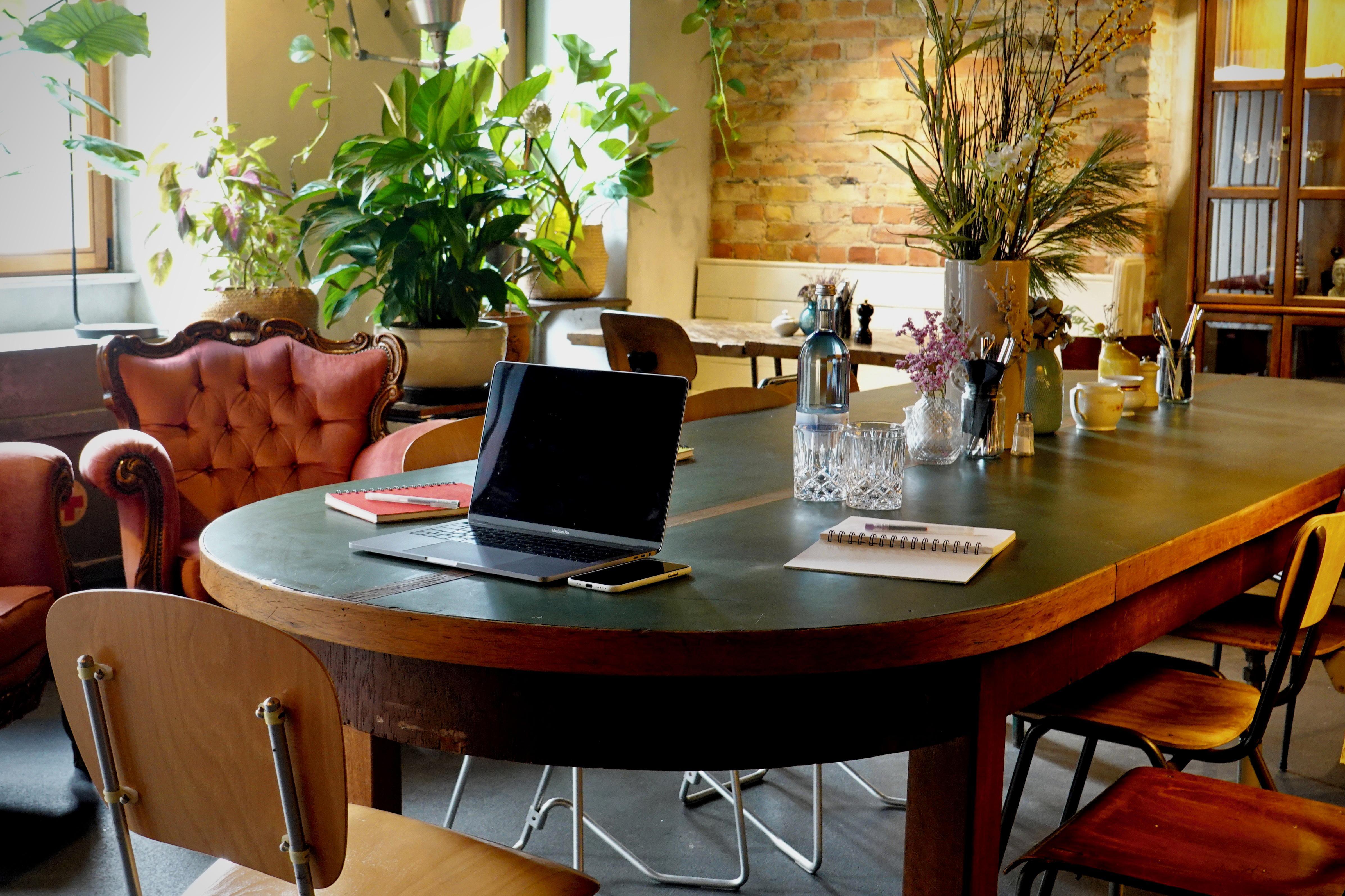 Berlin training rooms Café Linnen image 3
