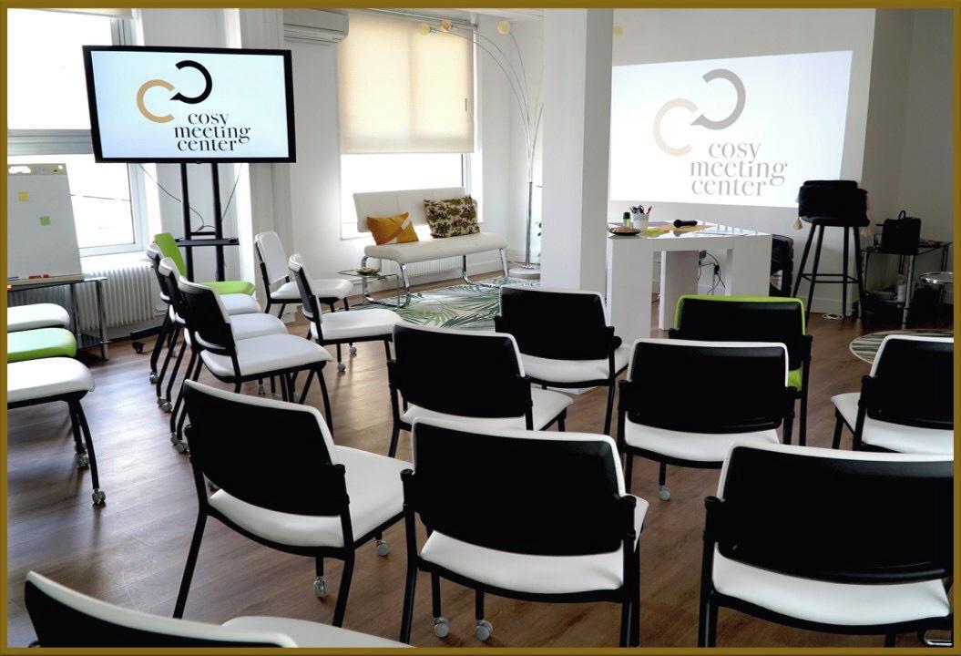 Paris Salles de formation  Meetingraum Salle Chêne Liège image 0