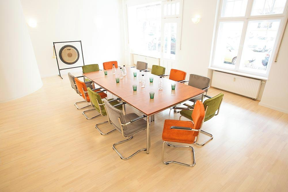 Berlin Schulungsräume Salle de réunion Konferenz- /  Meetingraum - hell, ruhig, individuell u image 18