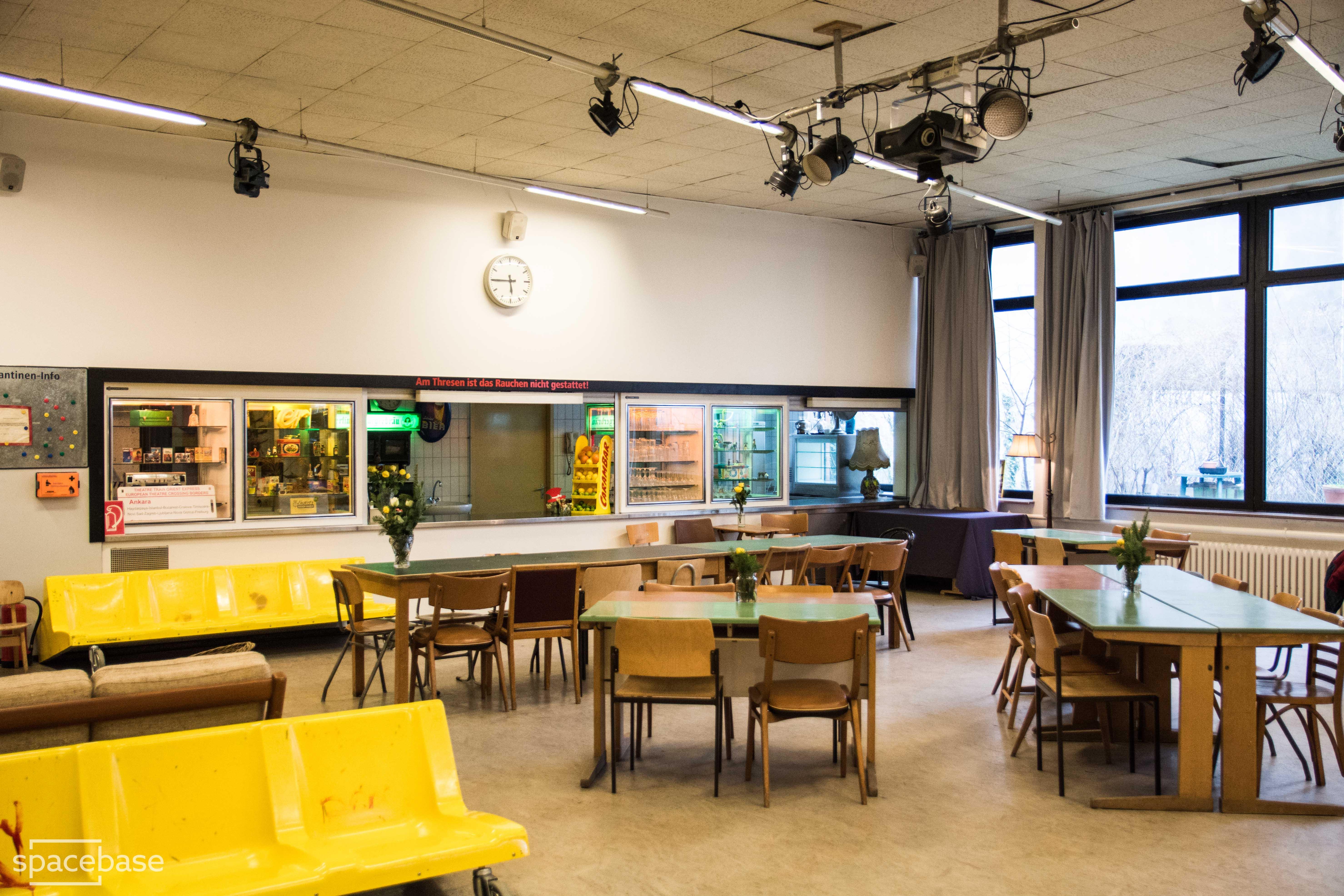 alte kantine wedding mieten in berlin. Black Bedroom Furniture Sets. Home Design Ideas