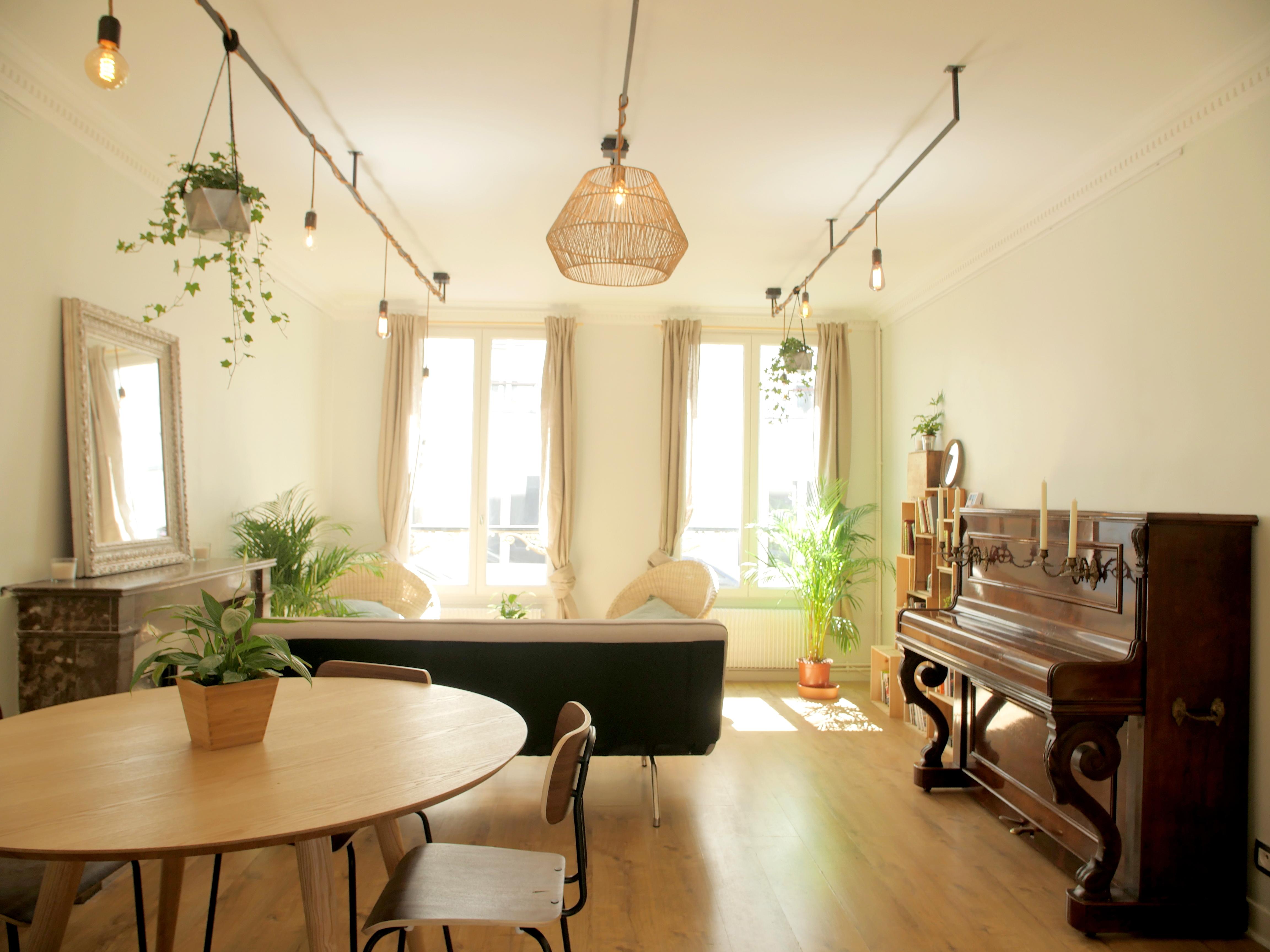 la maison muller paris spacebase. Black Bedroom Furniture Sets. Home Design Ideas