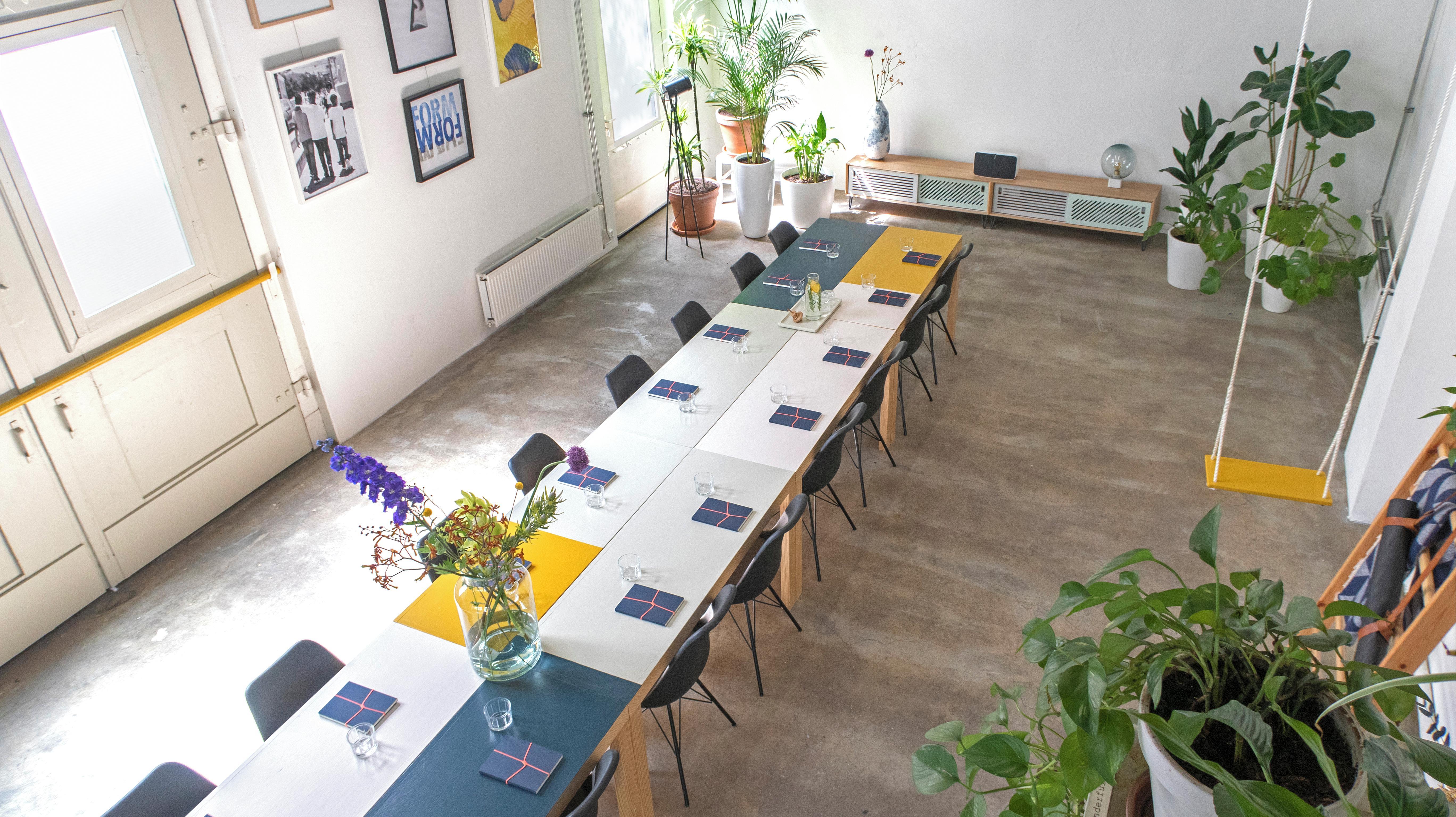 Amsterdam workshop spaces Loft  image 0