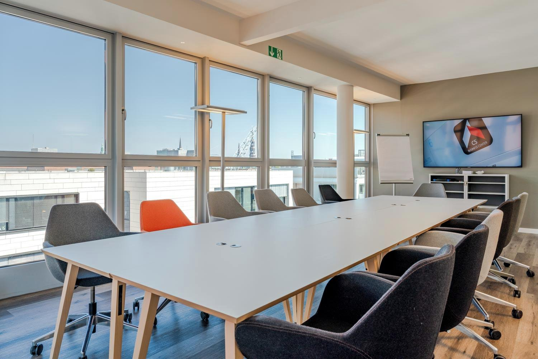 Hamburg training rooms Meetingraum Meeting raum Kaiserkai image 0